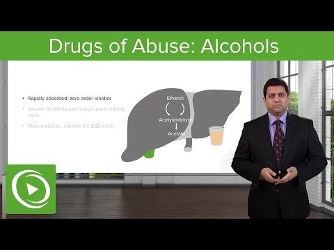 Drugs of Abuse: Ethanol, Methanol & Ethylene Glycol – Toxicology | Lecturio