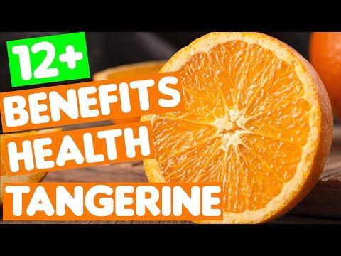 Tangerine Nutritional Value & Nutritional Benefits 🍊: Tangerine Health Benefits and Healthy Facts