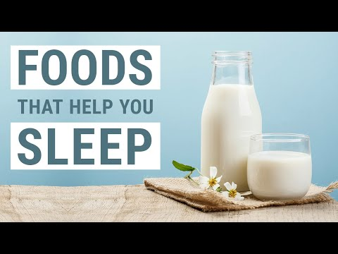Our Top 7 Foods to Eat Before Bed to Sleep Better