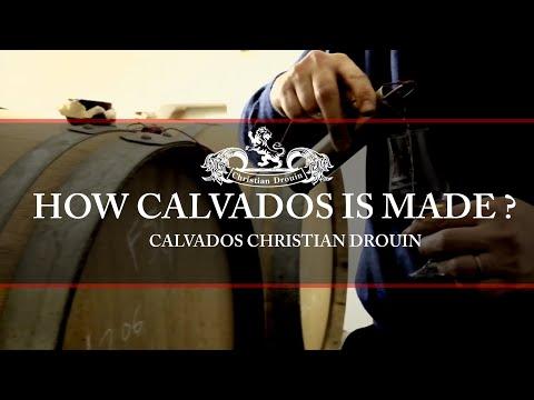 HOW CALVADOS IS MADE ?