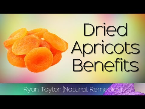 Dried Apricots: Benefits for Health