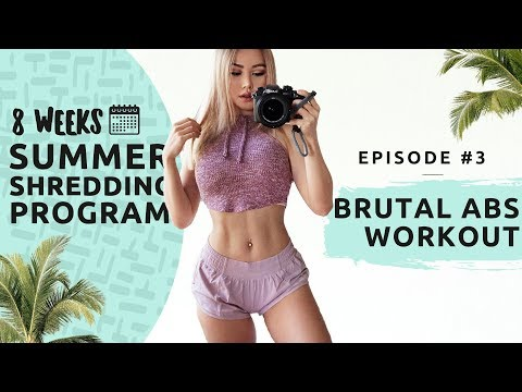 Training on Chloe Ting: 6 HIIT workouts + challenge in 8 weeks