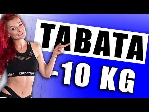 Top 15 TABATA training from the Polish coach Monica Kolakowski