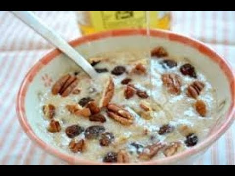Gluten Free Breakfast- Popped Amaranth Cereal
