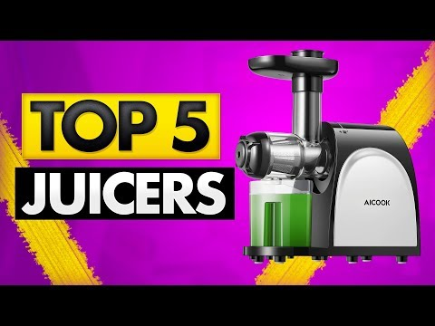 Top 5 Best Juicer of [2020]