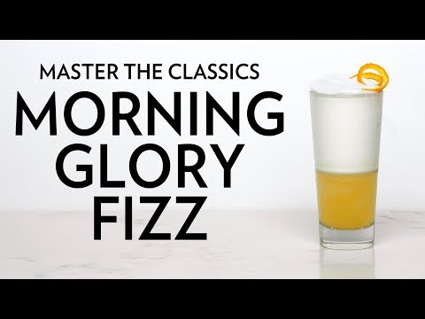 Master The Classics: Morning Glory Fizz