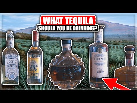 A Guide🧭To The Different Types Of Tequila. What Tequila Should You Be Drinking?