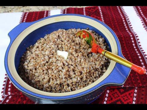 How to make Buckwheat/Kasha/My Grandmother's Recipe.