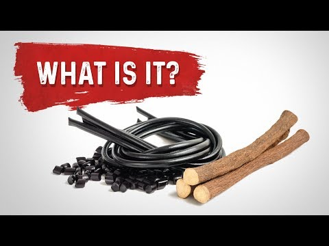 What is Licorice Root & Its Benefits? - Dr.Berg