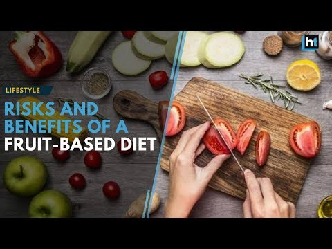 The risks and benefits of a fruit-based diet