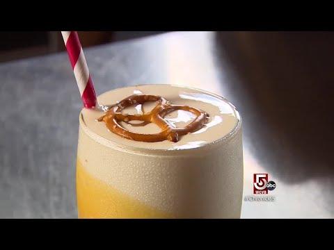 Is it a frappe or a milkshake?