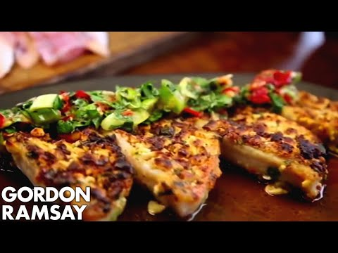 Red Mullet with Sweet Chilli Sauce | Gordon Ramsay