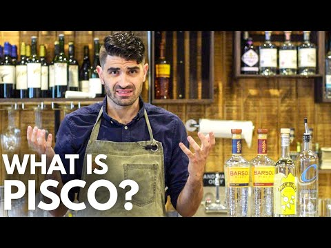 WHAT IS PISCO? - The National Spirit of Peru & Chile