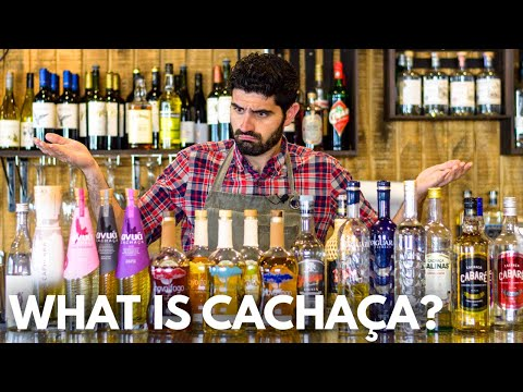 WHAT IS CACHAÇA - Everything You Need To Know About The National Spirit of Brazil