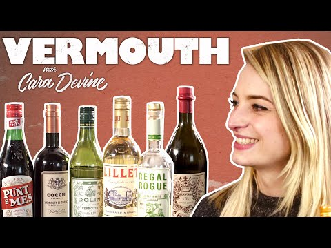 I meet an Expert - Vermouth (& fortified/aromatised wines) explained!